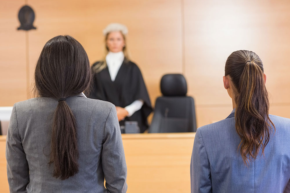 Getting work as a paralegal